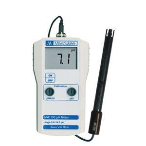 pH متر پرتابل MW101