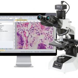 میکروسکوپ سه چشمی Trinocular Theia-I